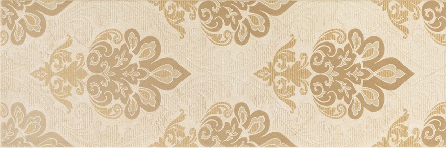 Charme Wall Cream Inserto Deco 25*75