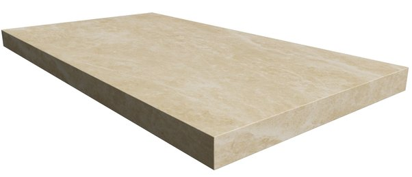Elite Scalino Angolare Destro Cream 33*60