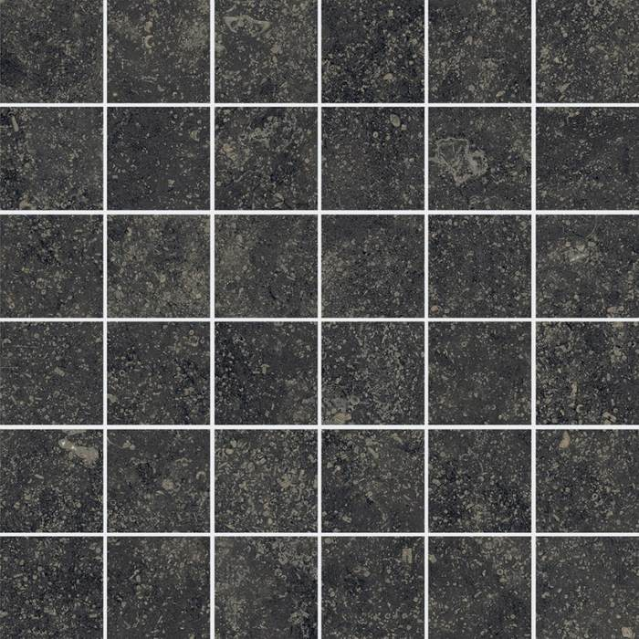 Room Black Stone Mosaico 30*30