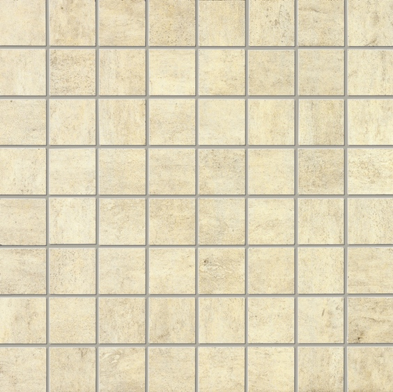 Travertini Almond Mosaico 30*30