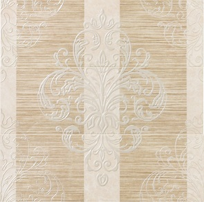 плитка Elite Wall White Inserto Tresor - декор 75*75 #13203411