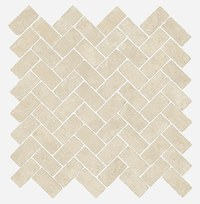 плитка Genesis White Mosaico Cross - мозаика 30*30 #271412
