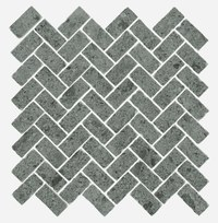 плитка Genesis Grey Mosaico Cross - мозаика 30*30 #271612