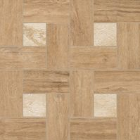 плитка NL-Wood Olive Inserto Glamour - 45*45 #135233